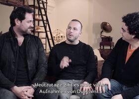 Rolando Villazón, Zur Entstehungsgeschichte von DUETS