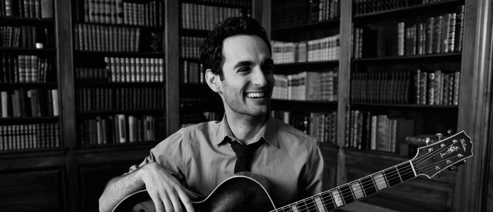 Julian Lage by Gladwell