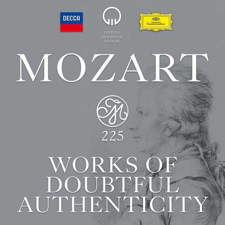 Mozart 225 - Works Of Doubtful Authenticity
