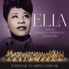 Ella Fitzgerald, Someone To Watch Over Me, 00602557825381