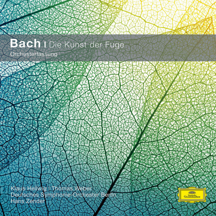 J.S. Bach: The Art Of Fugue, BWV 1080 - Arr. For Full Orchestra By Fritz Stiedry