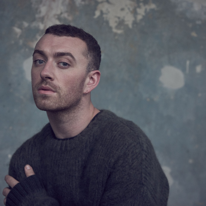 Sam Smith Pressebilder 2017