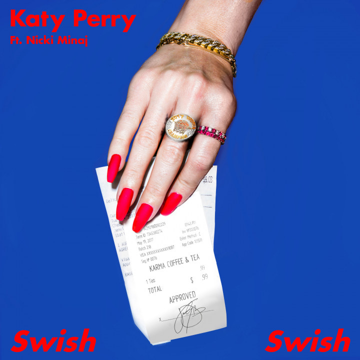 Katy Perry Cover Swish Swish