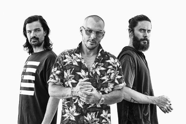 THIRTY SECONDS TO MARS, THIRTY SECONDS TO MARS-Frontmann Jared Leto verrät im Interview zu Suicide Squad Details über das neue Album