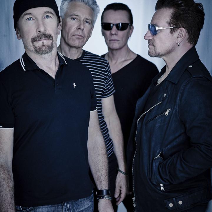 U2 Pressebilder 2017