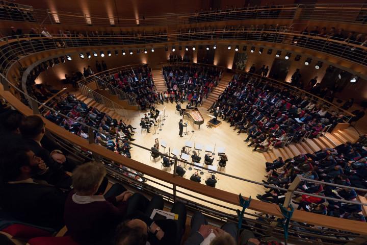 Boulez Ensemble und Daniel Barenboim