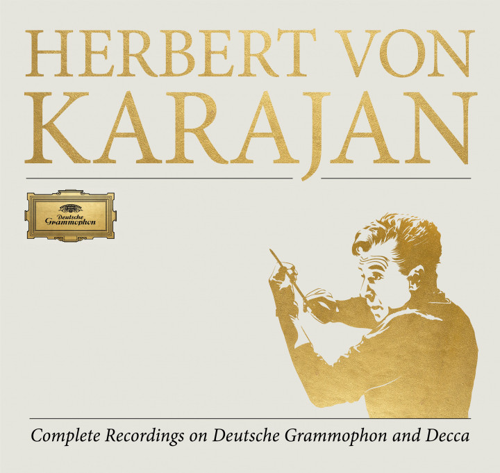 Herbert von Karajan - Complete Recordings On Deutsche Grammophon And Decca