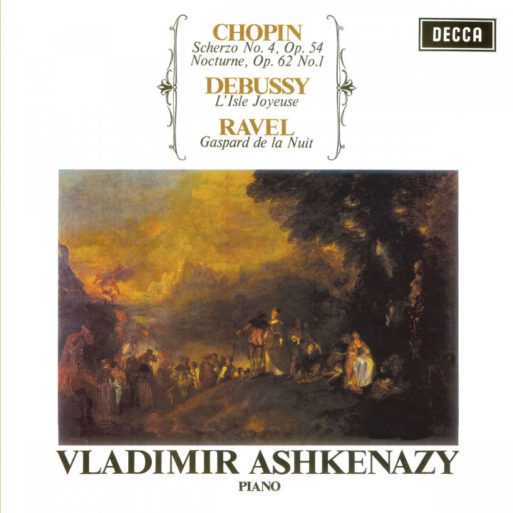 Ashkenazy plays Chopin, Ravel & Debussy