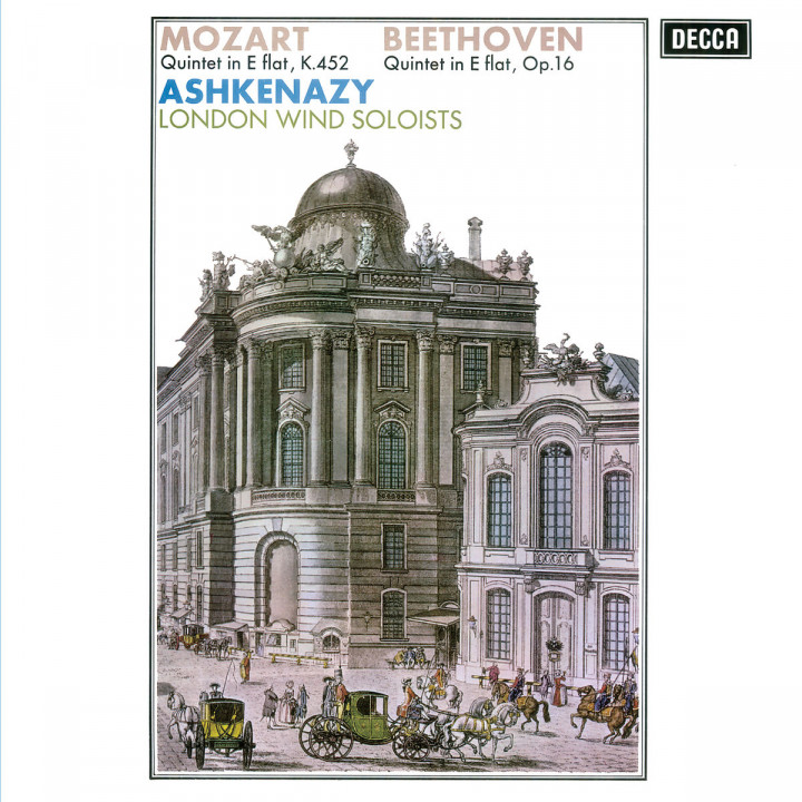 Mozart: Piano & Wind Quintet / Beethoven: Piano & Wind Quintet