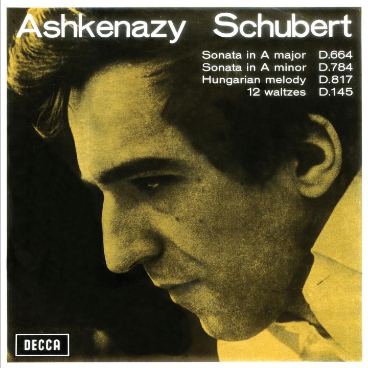 Schubert: Piano Sonatas Nos. 13 & 14; 12 Waltzes