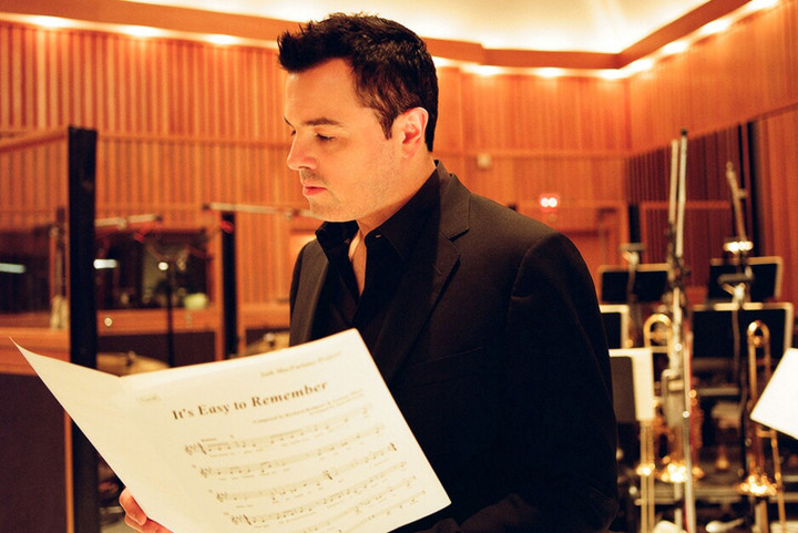 "Seth MacFarlane ""In Full Swing"""
