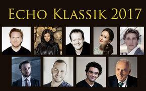 Ksenija Sidorova, ZDF verkündet auftretende Künstler beim ECHO Klassik 2017
