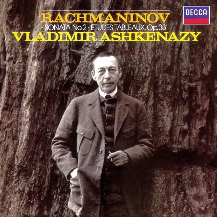 Rachmaninov: Piano Sonata No.2; Etudes-Tableaux, Op.33