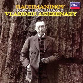 Vladimir Ashkenazy, Rachmaninov: Piano Sonata No.2; Etudes-Tableaux, Op.33, 00028948328895