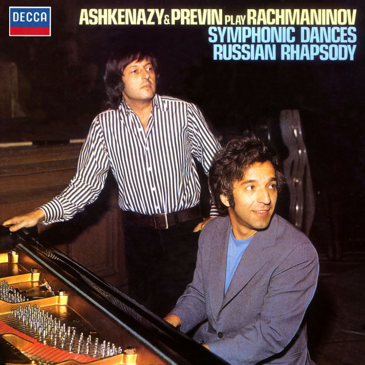 Rachmaninov: Symphonic Dances; Russian Rhapsody