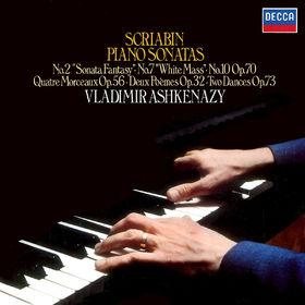 Vladimir Ashkenazy, Scriabin: Piano Sonatas Nos. 2, 7 & 10; 4 Morceaux, Op.56, 00028948328871