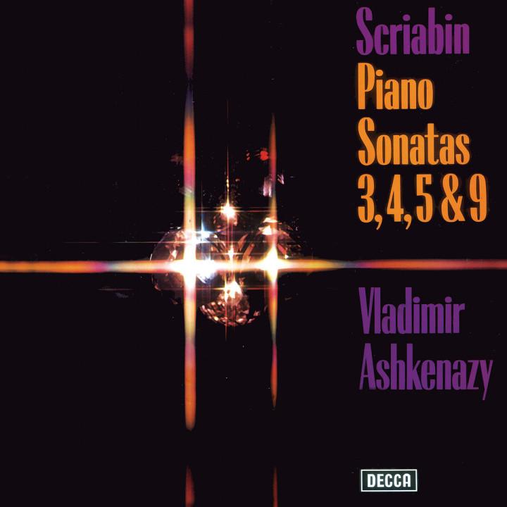 Scriabin: Piano Sonatas Nos. 3, 4, 5 & 9