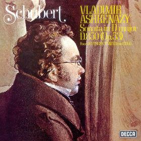 Vladimir Ashkenazy, Schubert: Piano Sonata No.17; Four Dances, D.366, 00028948328864