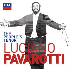 Luciano Pavarotti, The People's Tenor, 00028948329137