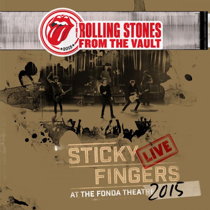 Sticky Fingers Live At The Fonda Theatre