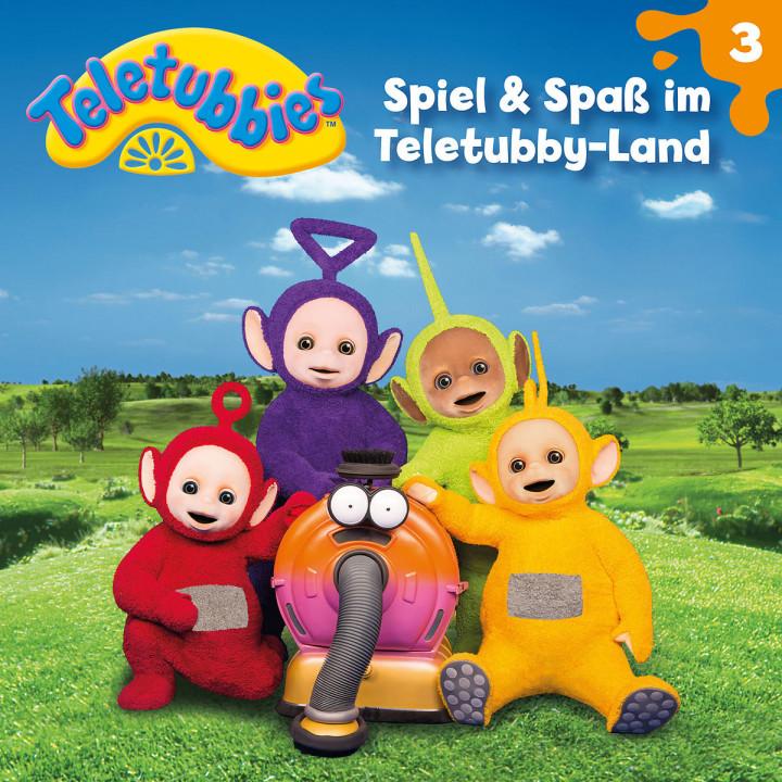 03: Spiel & Spaß im Teletubby-Land