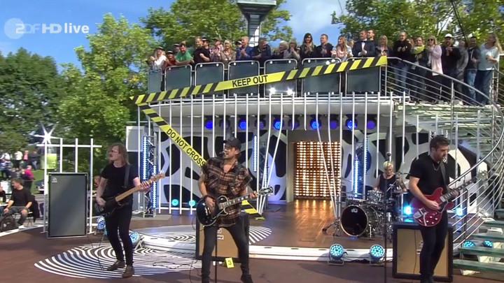 Bridges (live beim ZDF Fernsehgarten)