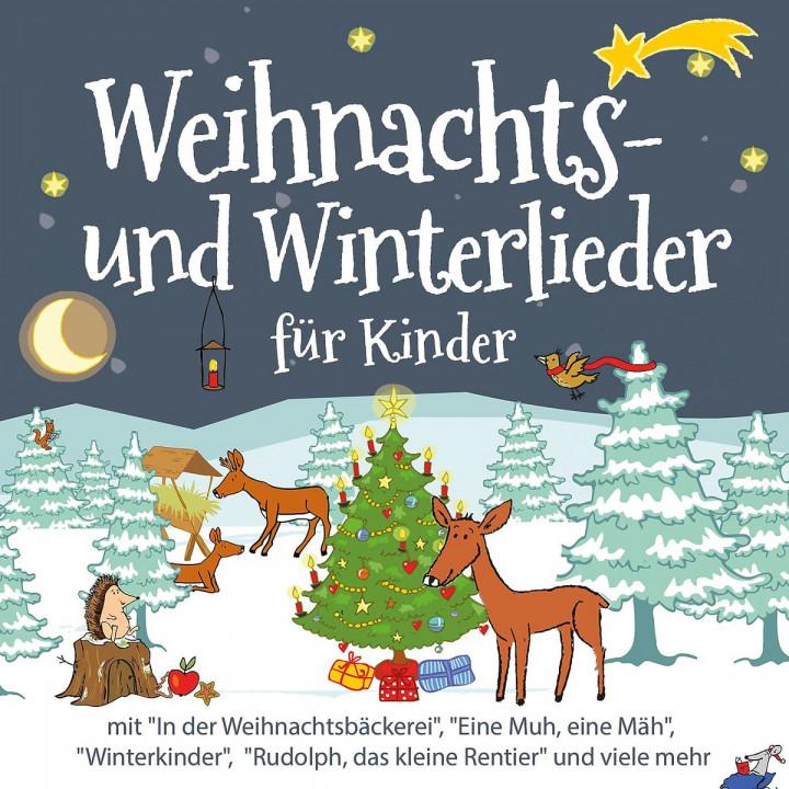 Weihnachts- und Winterlieder für Kinder