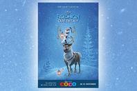 """Disney, Mit """"Die Eiskönigin: Olaf taut auf"""" kehren Elsa, Anna und Olaf in die Kinos zurück!"""