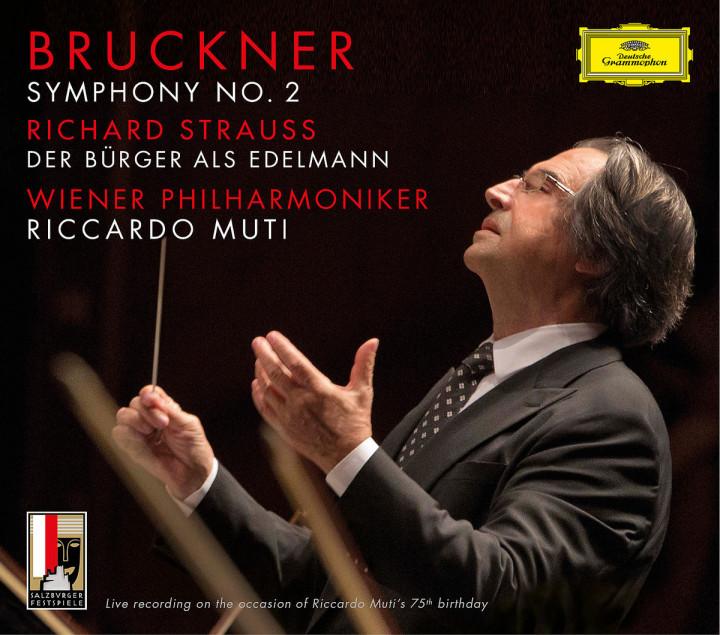 """Bruckner Sinfonie Nr. 2 + Richard Strauss """"Der Bürger als Edelmann"""""""