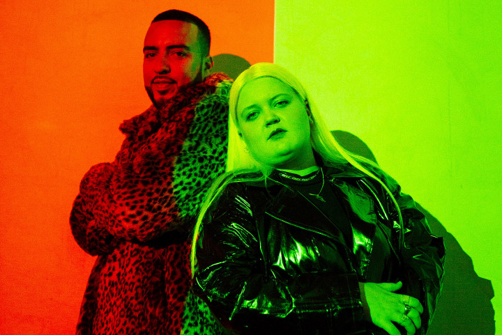 Alma & French Montana, 2017