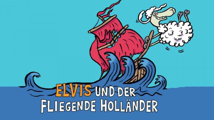 Elvis und der fliegende Holländer (Trailer)