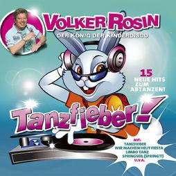 Volker Rosin, Tanzfieber!, 00602557721775