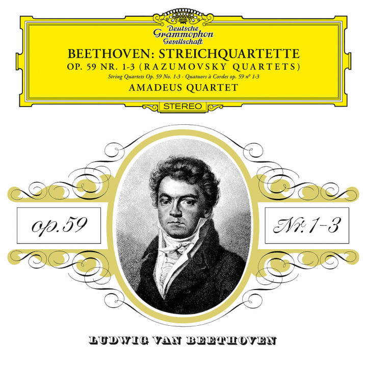 Beethoven: String Quartet No.7 In F, Op.59 No.1 - Rasumovsky