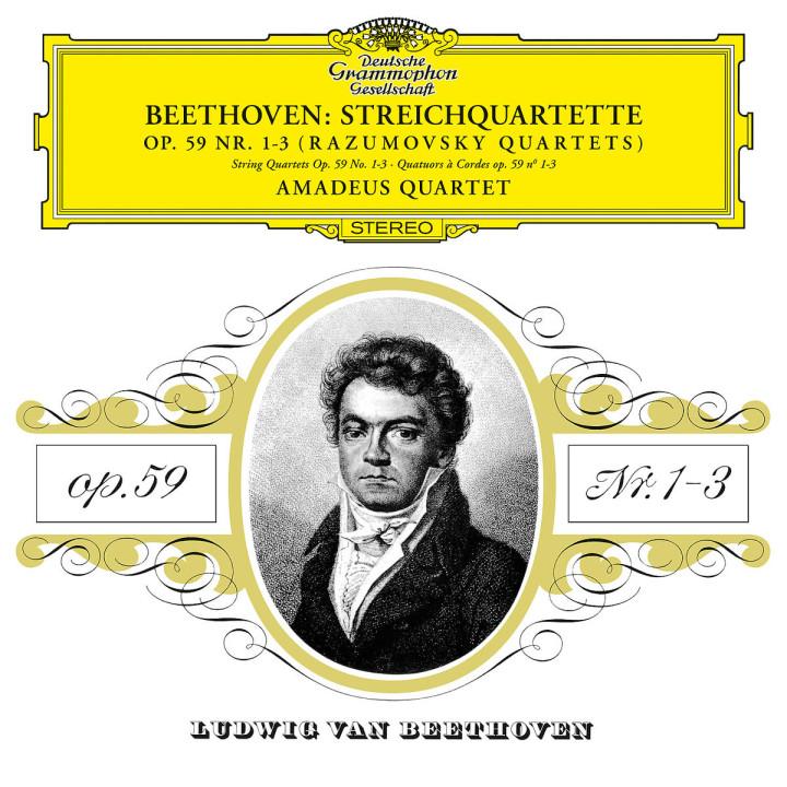 Beethoven: String Quartet No.7 In F, Op.59 No.1 - Rasumovsky