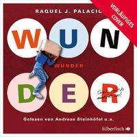 Andreas Steinhöfel, R.J. Palacio: Wunder - Die Filmausgabe