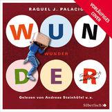 Andreas Steinhöfel, R.J. Palacio: Wunder - Die Filmausgabe, 09783867427944