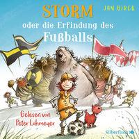 Various Artists, Jan Birck: Storm oder die Erfindung des Fußballs, 09783867423472