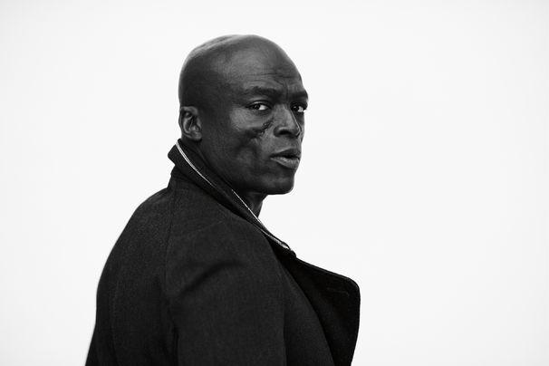 Seal, Crazy! - Soul-Sänger Seal erfüllte sich einen Traum
