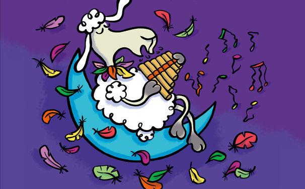 Elvis das Schaf, Tierisch zauberhaft - Mit Elvis und die Zauberflöte hat die Deutsche Grammophon ein fabelhaftes neues Hörspiel im Stall