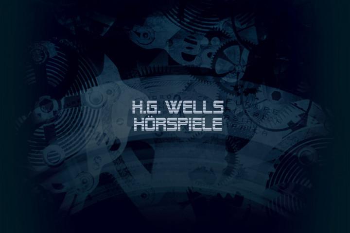 HG Wells Hörspiele Header neu