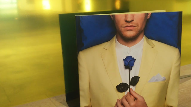 Maeckes, Inneres, Äußeres: bei Maeckes Tilt Vinyl ist beides schön - Gewinnt die Schallplatte