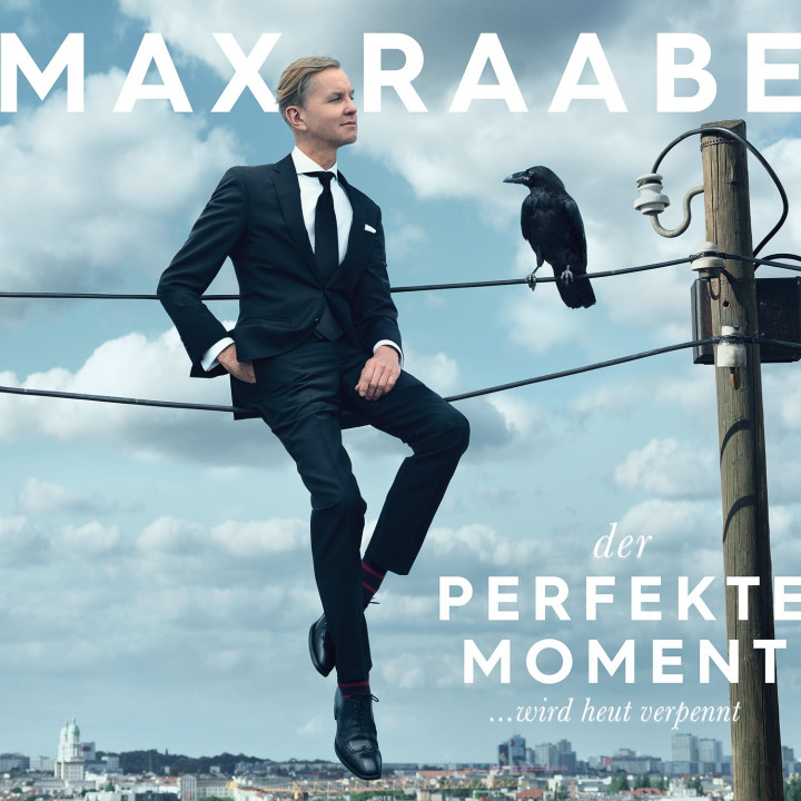 Max Raabe - Der perfekte Moment Cover