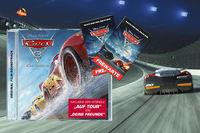"""Cars, Gewinnt Kinotickets und seid dabei wenn Lightning McQueen in """"Cars 3"""" wieder Vollgas gibt!"""