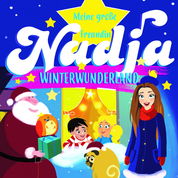 Winterwunderland Cover