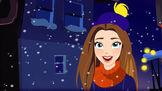 Meine große Freundin Nadja, Lieber Weihnachtsmann
