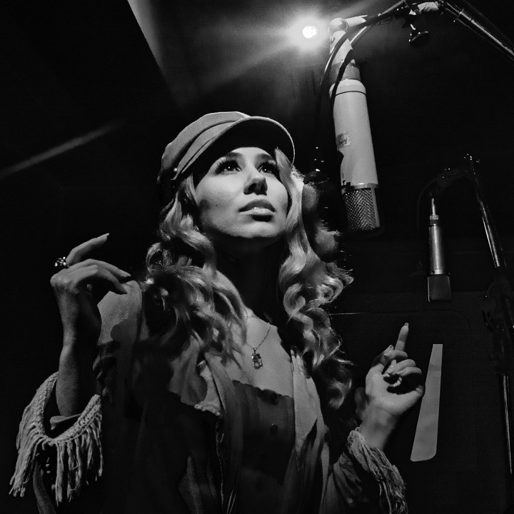 "Haley Reinhart – ""What's That Sound?"""