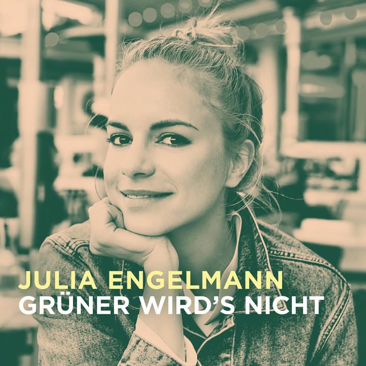 Julia Engelmann Gruener wirds nicht