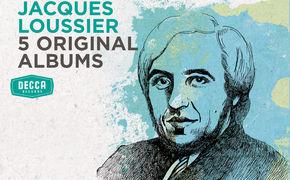 5 Original Albums, Swingt den Thomaskantor zum Welterfolg - Jacques Loussier