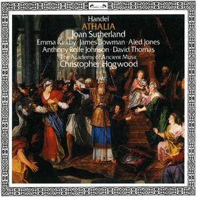 Joan Sutherland, Handel: Athalia, 00028948320493