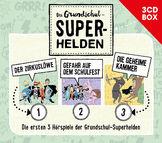 Die Grundschul-Superhelden, Die Grundschul-Superhelden 3-CD-Box Vol. 1, 04260167471754